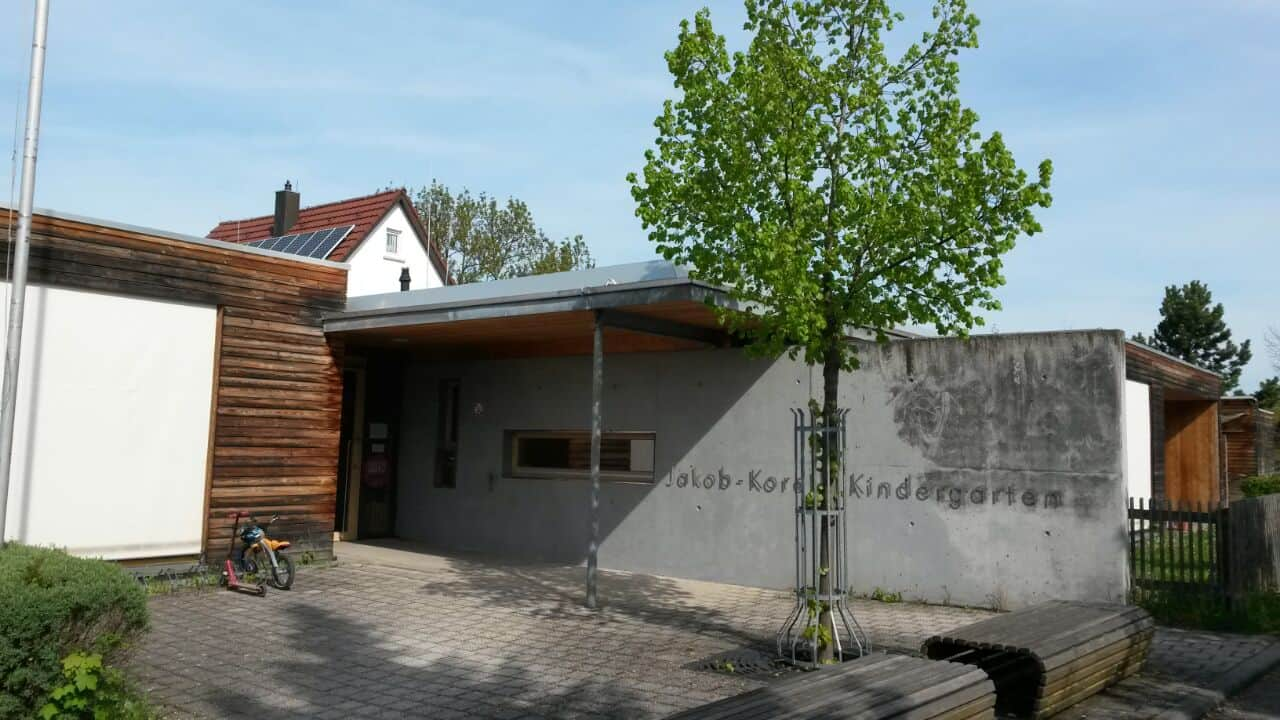 Foto Jakob Korell Kindergarten